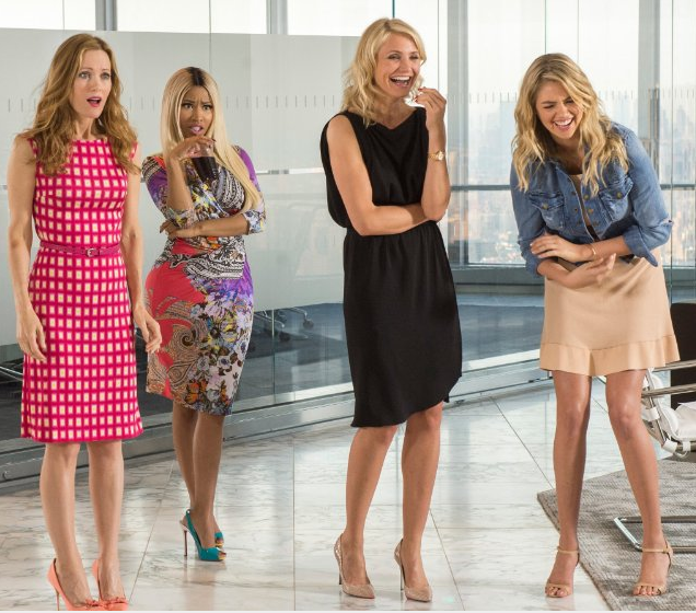"Still image from Twentieth Century Fox's new film, ""The Other Woman."""