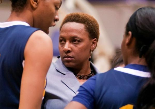 Former Texas A&M University-Commerce women's basketball coach Nicole Anderson is the new head girls coach at Cooper High School.