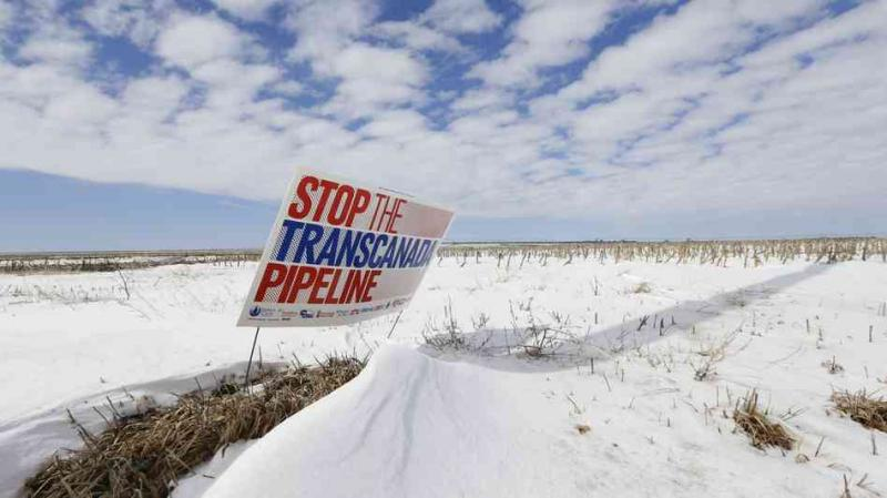 Legal opposition in Nebraska is slowing the federal approval process concerning the Keystone XL Pipeline.