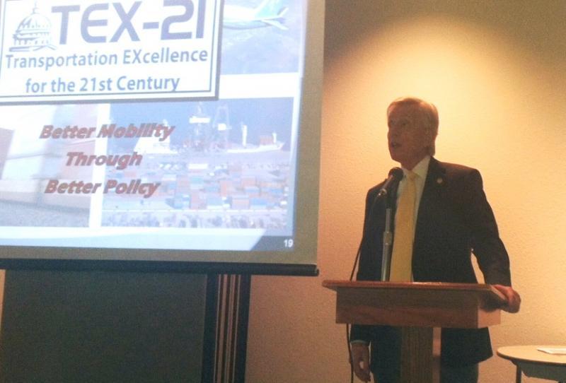 State Sen. Bob Deuell (R-Greenville)