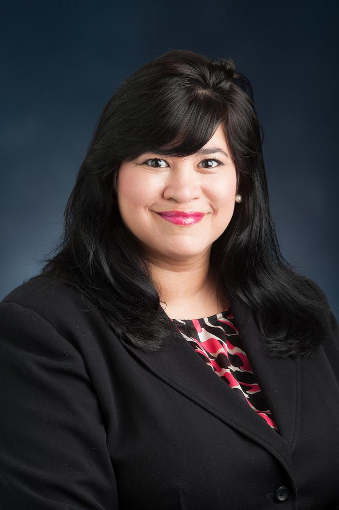 Dina M. Sosa, Interim Dean of Enrollment Management and Retention