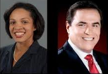 David Alameel and Kesha Rogers will have their runof election on May 27 to get  the Democratic nomination for U.S. Senator.