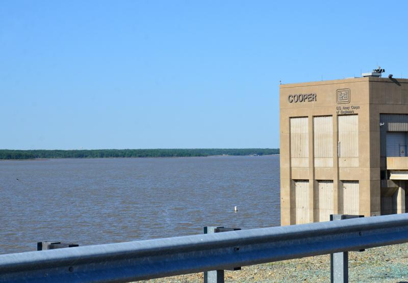 Army Corps of Engineers report the dam is properly functioning and lake levels have improved due to recent rains.