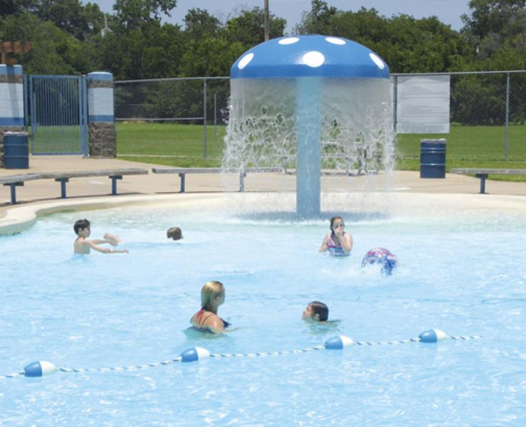 The Ja-Lu Municipal Swimming Pool in Greenville is scheduled to open for the summer with a free swim on June 7.