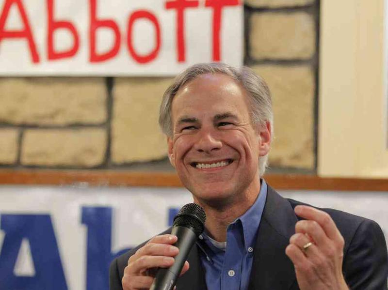 At a press conference today, Governor Abbott said that the heated debate was a sign of fiscal health for the state.