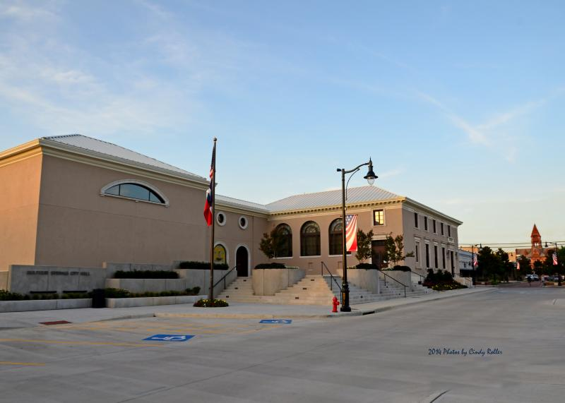 Sulphur Springs City Hall
