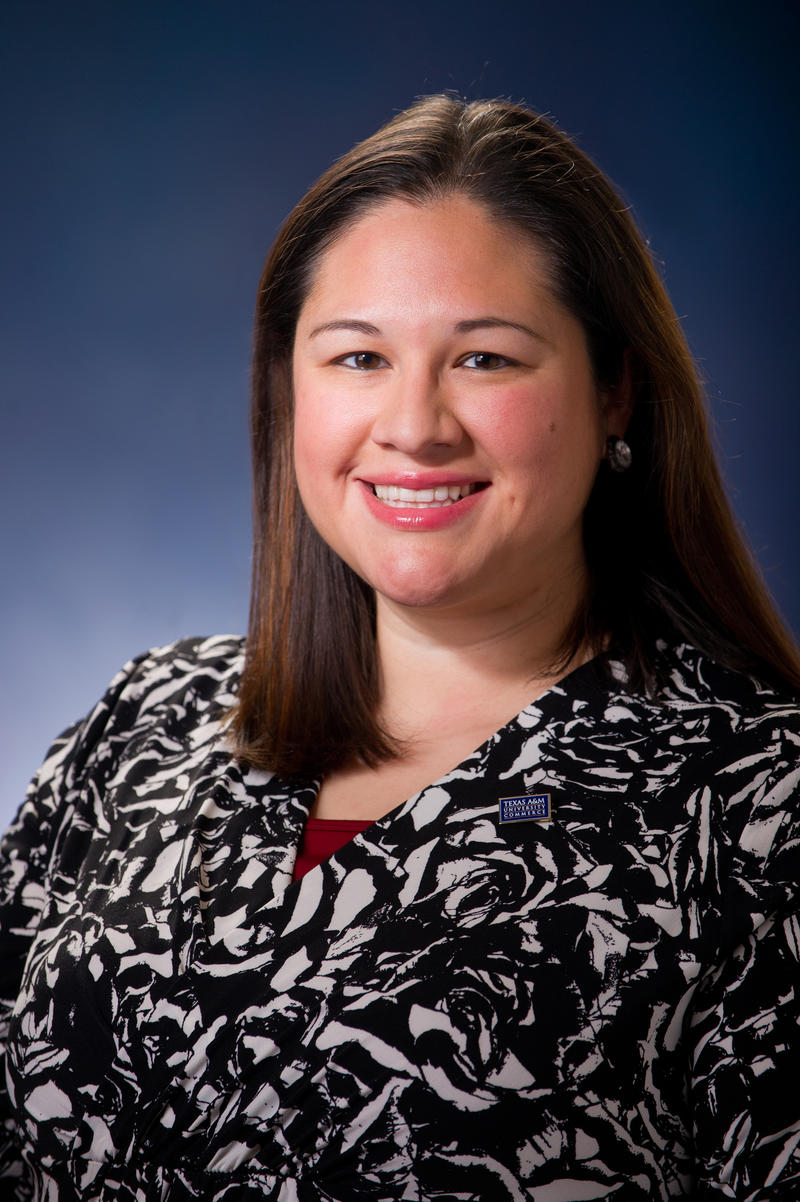 Lisa Martinez, Executive Director of Marketing Communications at Texas A&M University-Commerce