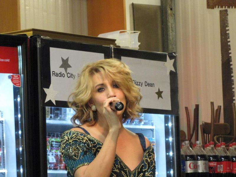 Shannon Jones performs at the 2012 Roxton Saturday Night.