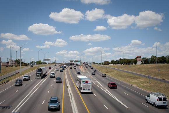 Proposition 1 involves the funding of transportation projects in Texas.