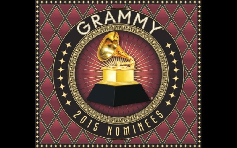 Grammy nominees - 2015