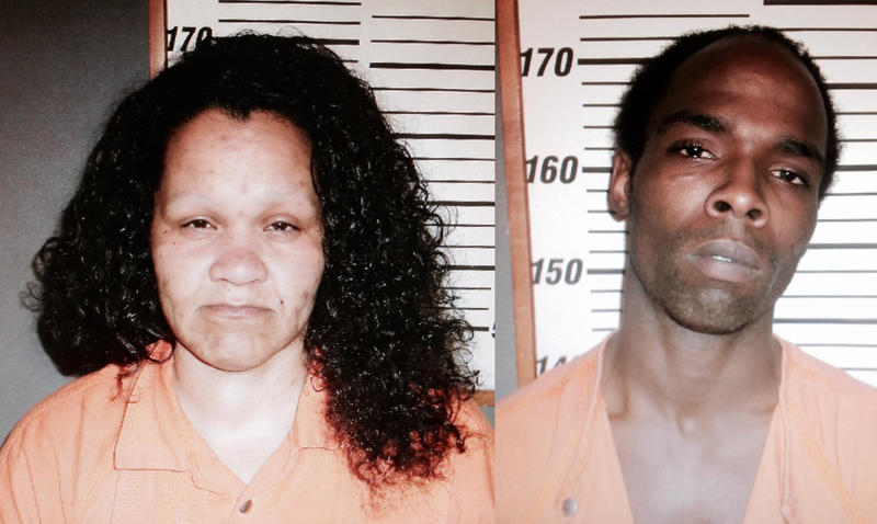 Devona Denise Dysart and Quades Williams were each arrested on Wednesday in Cooper.