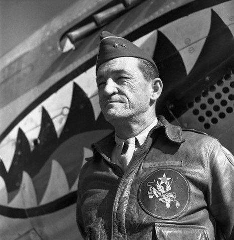 Gen. Claire Chennault