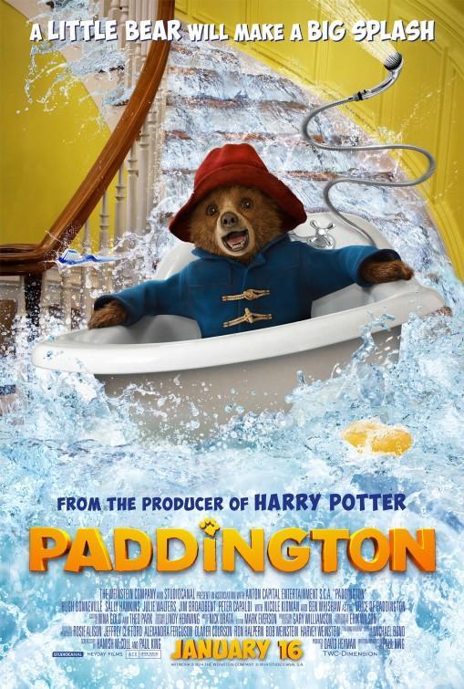 'Paddington' opened on January 16th.