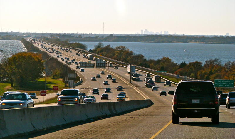 I-30 bridge