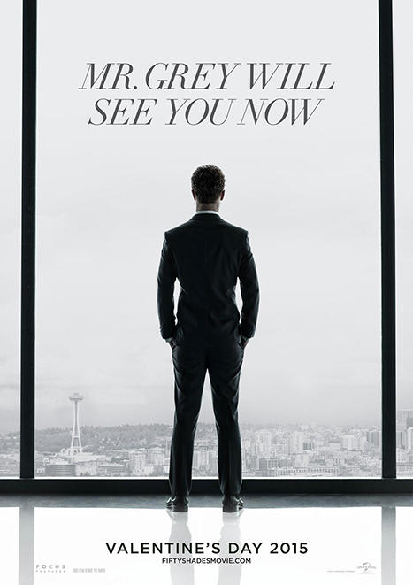 Fifty Shades of Grey, starring Dakota Johnson and Jaime Dornan, is the first of three movies that are based on the book series of the same name by E.L. James.