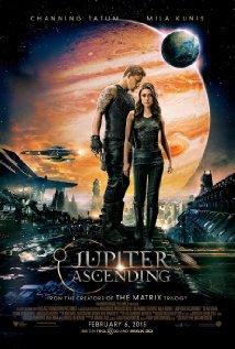 Jupiter Ascending stars Channing Tatum, Mila Kunis, and Oscar-nominated Eddie Redmayne.