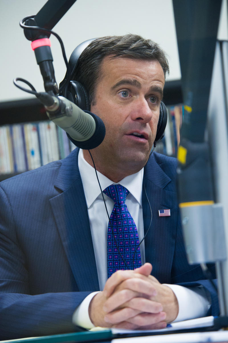 U.S. Rep. John Ratcliffe defeated challenger Lou Gigliotti in the 2016 Republican primary election.