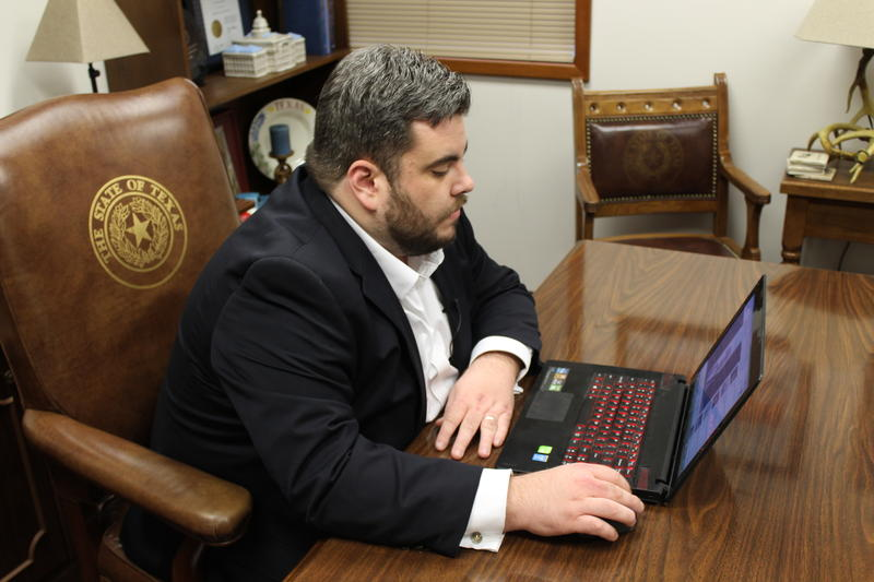 State Rep. Jonathan Stickland (R-Bedford)