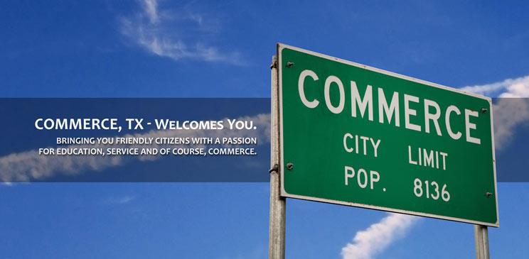 Commerce city limits