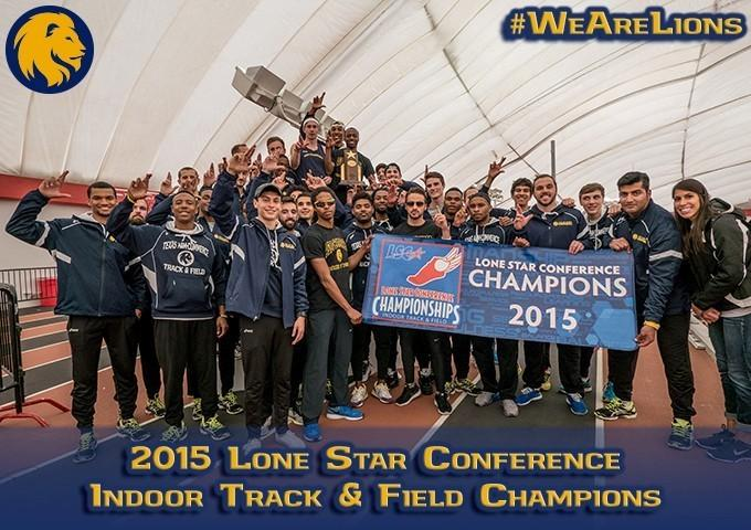 The A&M-Commerce Track & Field team picked up their first conference championship in 48 years Sunday, Feb. 28 2015