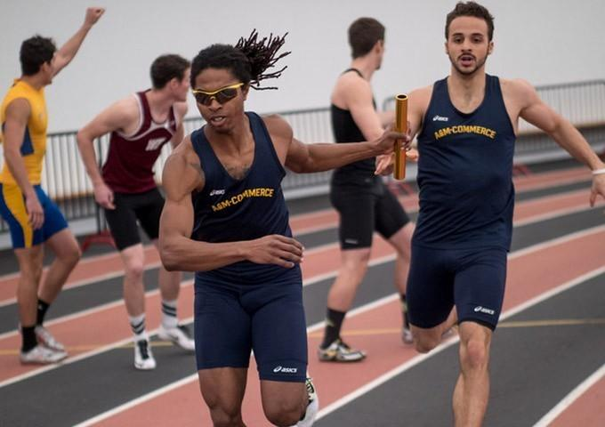 Seniors Ravi Dubose and John David Rollins are two of the nine athletes that will compete in the NCAA II Indoor Championship in Birmingham, Alabama this weekend.