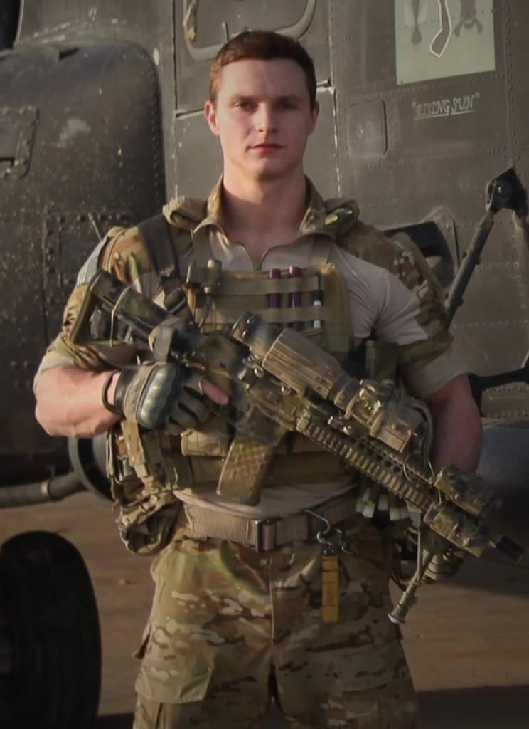 Sgt. Tanner Stone Higgins