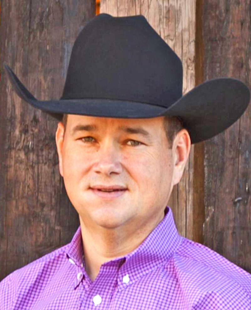 Delta County Judge Jason Murray