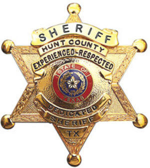 The Hunt County Sheriff's Office has scheduled a public town hall meeting in Lone Oak this evening.