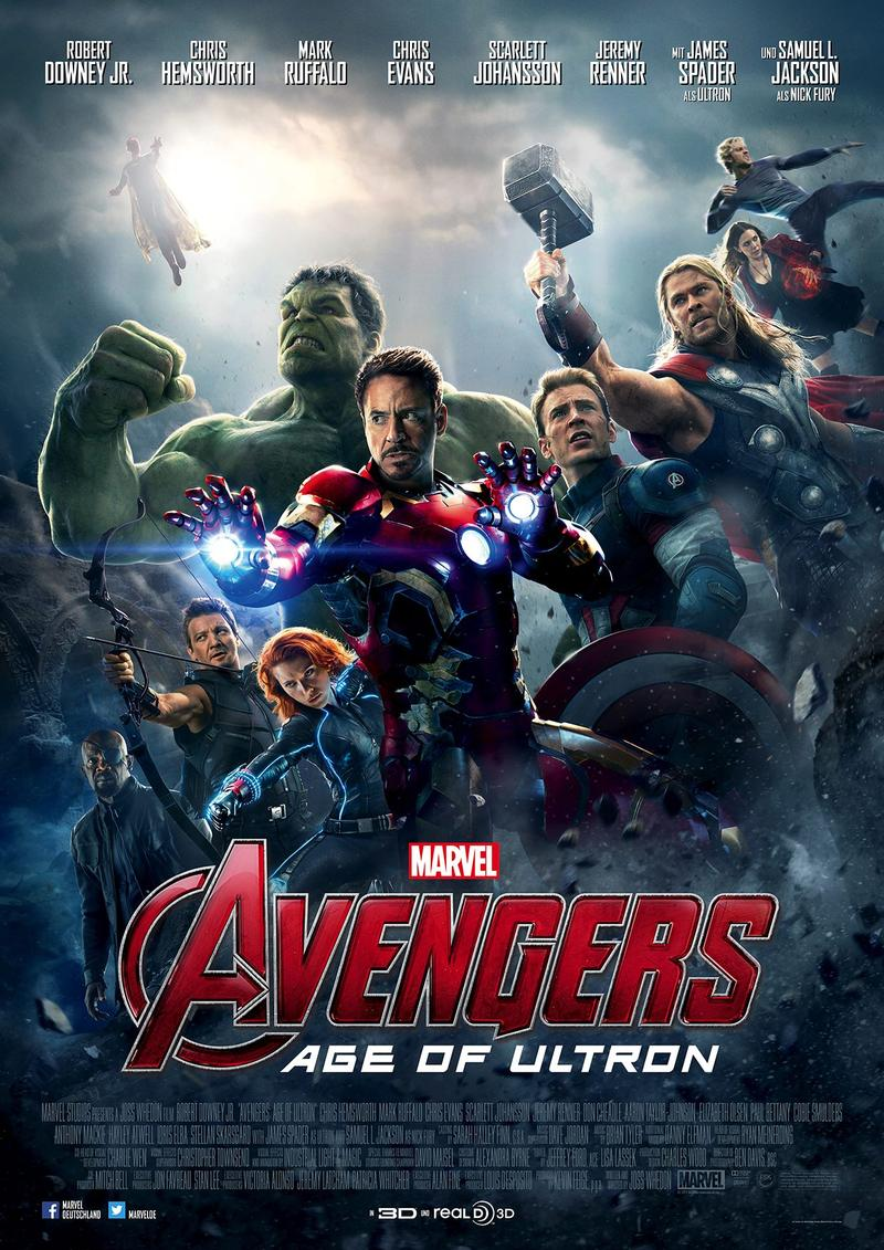 Avengers: Age of Ultron is the sequel to The Avengers (2012).
