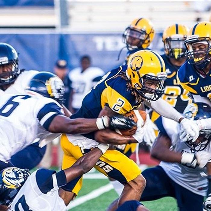 The Lions, who defeated East Texas Baptist 98-20 in their 2014 home opener, will face Adams State on Sept. 3 in Commerce to begin the 2015 season.