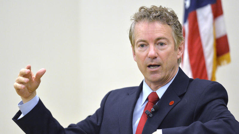 A strongly libertarian conservative, Paul first drew notice as a freshman senator for a nearly 13-hour filibuster he conducted in opposition to President Obama's drone policy and the nomination of John O. Brennan to head the CIA.