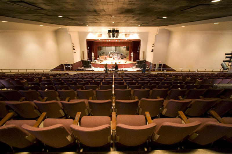 Greenville Municipal Auditorium