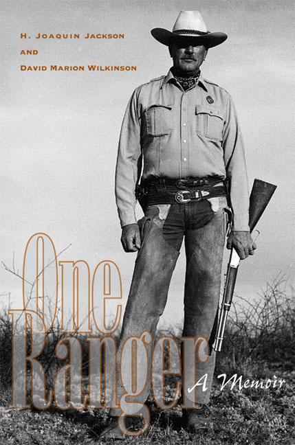 "Luke speaks with the iconic Joaquin Jackson this week, author of ""One Ranger- A Memoir"" and the modern face of the Texas Rangers."