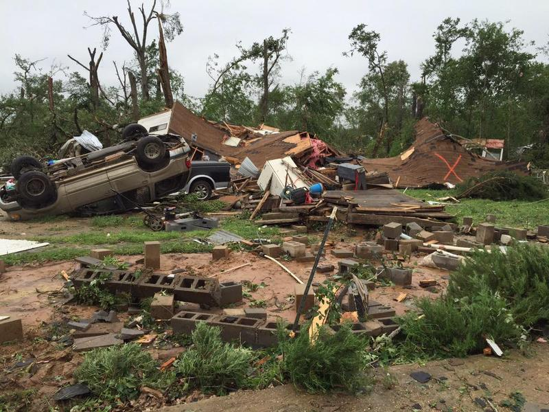 Two people died and three remain missing as of early evening on May 11 following the tornado that struck Van on the night of May 10.