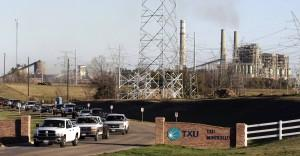 TXU's Monticello plant was a three unit coal-fired plant, but closed down units 1 and 2 after previous changes to the EPA's emission rules.