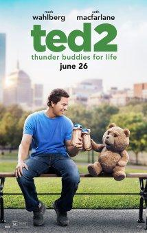 Ted and John are back in Ted 2, and they're still thunder buddies for life.