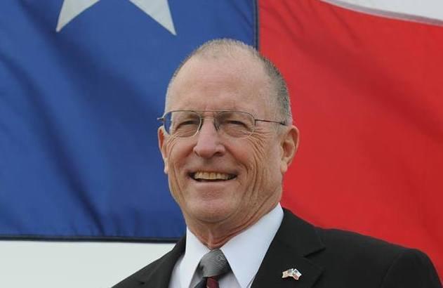 Texas Sen. Bob Hall