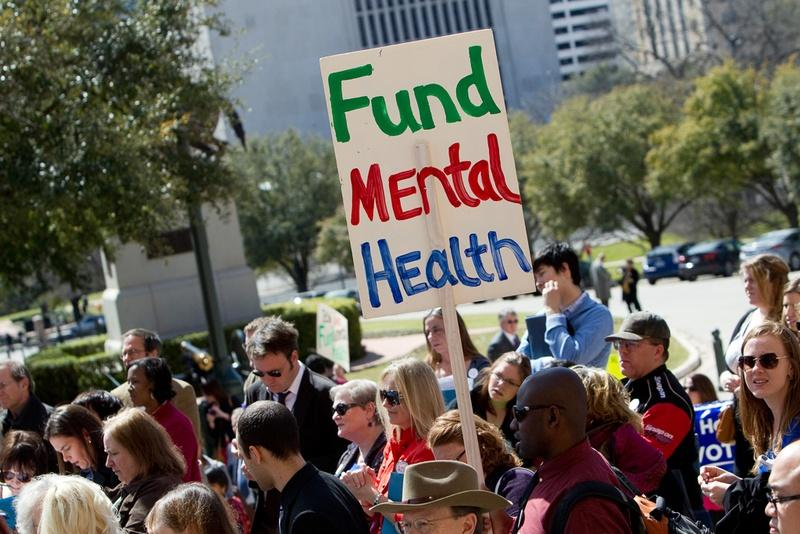 Of the state's 254 counties, roughly 200 are designated as Mental Health Professional Shortage Areas.