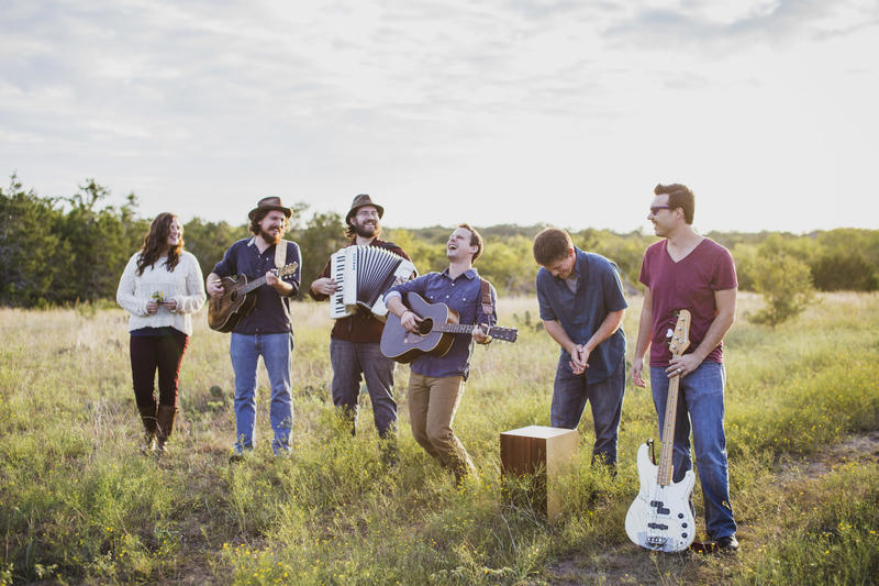 Blue Water Highway Band's full lineup