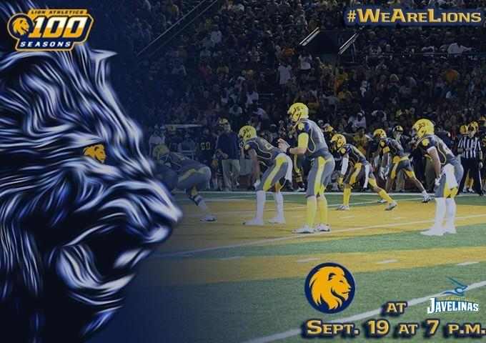 A&M-Commerce got off to a slow start, but were able to finally put points on the board with a Theo Wofford touchdown reception and a Michael Wallace pick-six which put them ahead 14-0 after one quarter of play