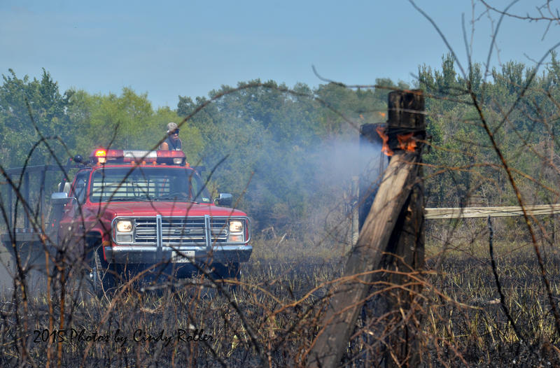 Burn ban extended for Delta County.