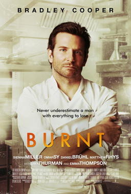 Burnt stars Bradley Cooper as chef Adam Jones.
