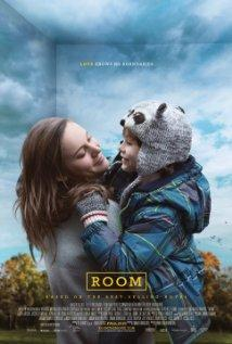 Room stars Brie Larson as a captive woman who makes a world for her child and herself.