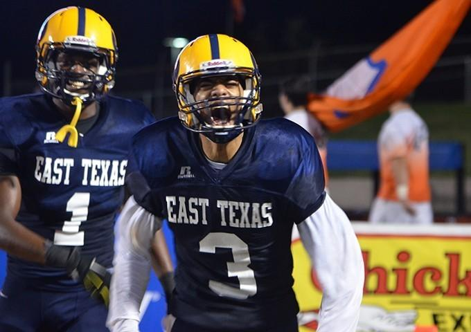 A&M-Commerce was able to tie the game at 24 in the third quarter, but could not stop the Bearkat attack in the fourth.