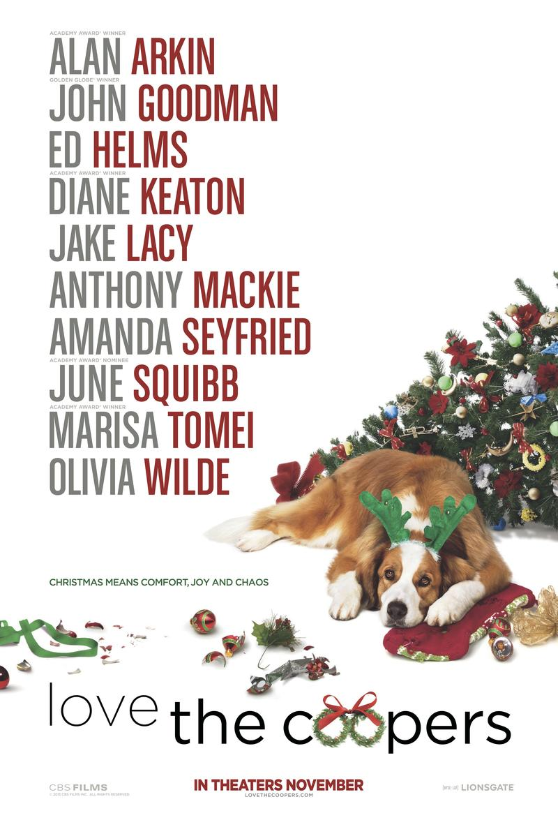 Love the Coopers stars a long list of people.