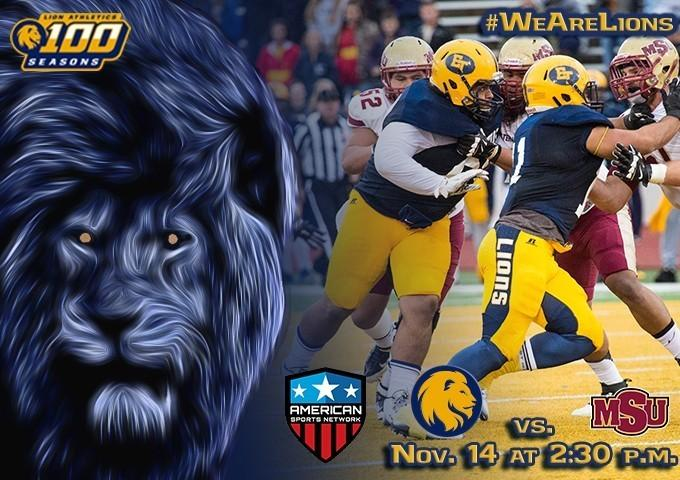 The Lions fell in the final game of the LSC Playoffs for the second straight year.