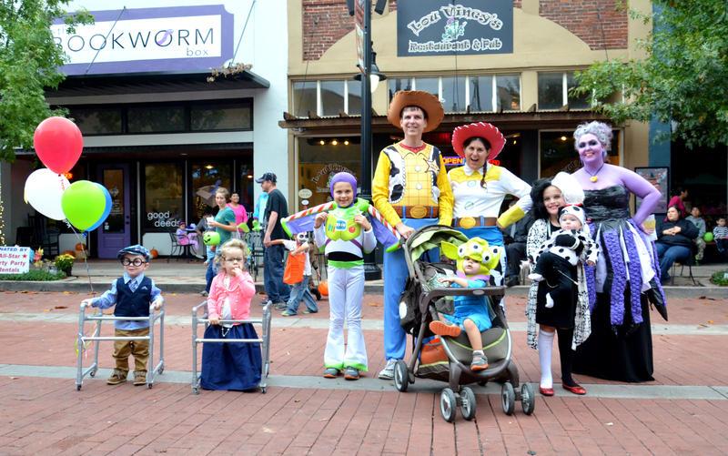 Scream on the Square Costume Contest Winners