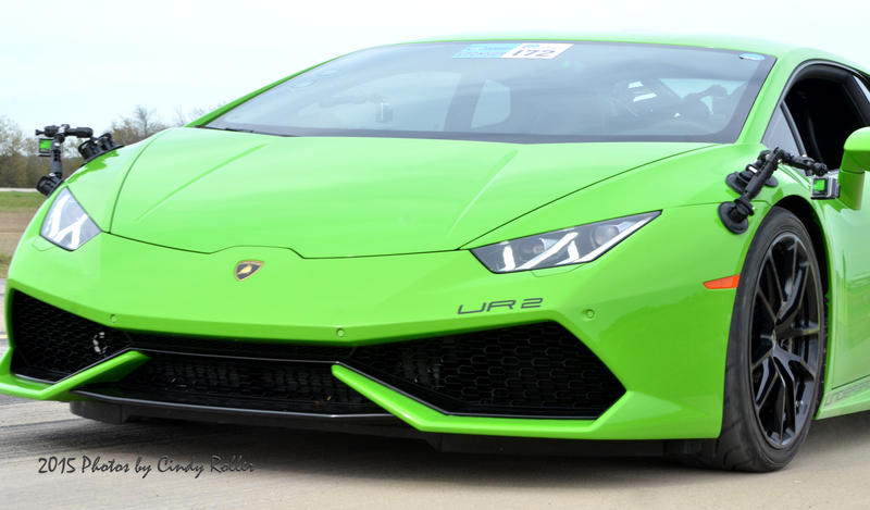 Fastest Overall Exotic/Import and Forced Induction - KC Howeth Underground Racing Lamborghini Huracan - 234.13 MPH