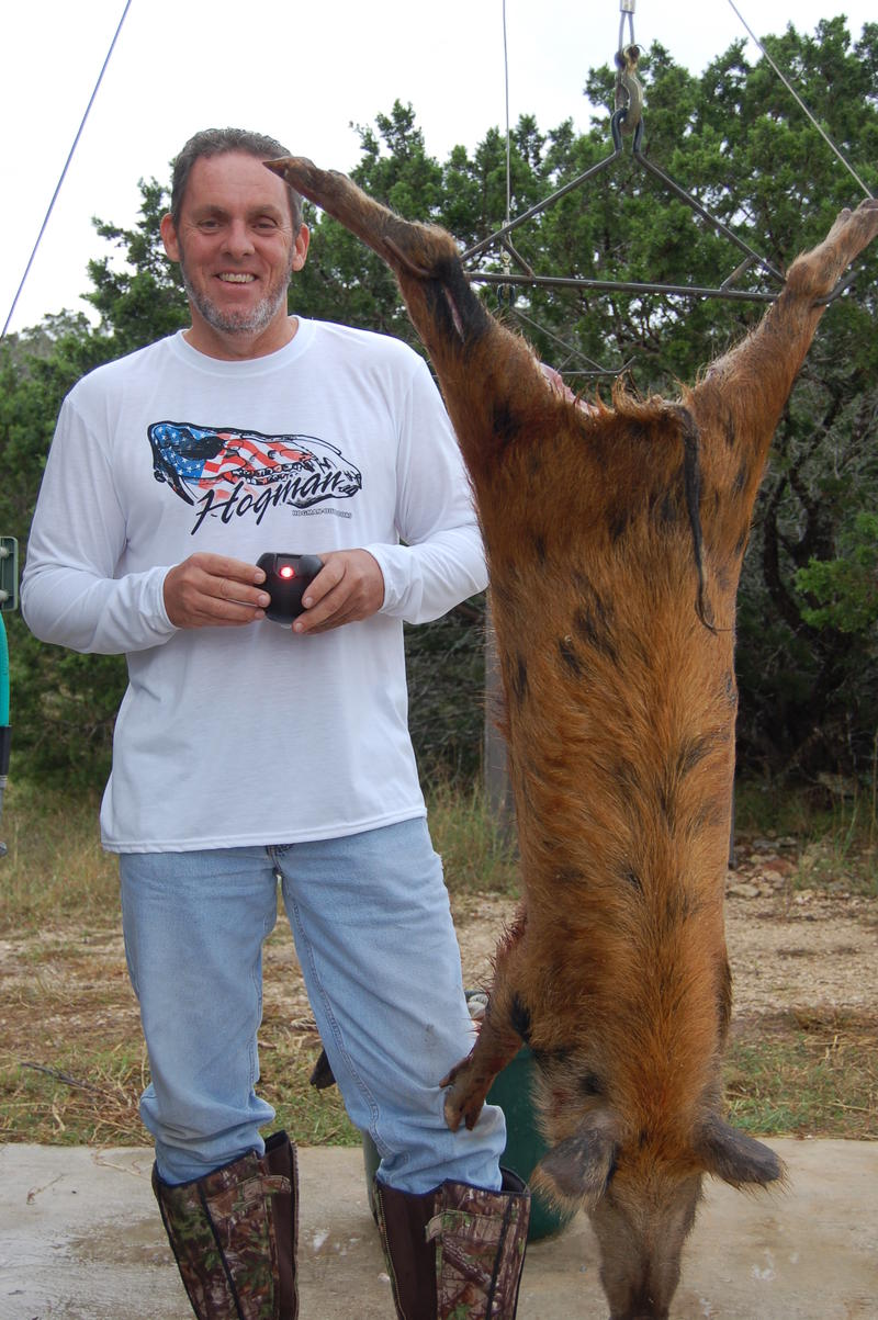 Wayne Hays joins Luke this week and gives some very effective pointers that will help reduce wild hog numbers and put some great tasting pork in the freezer.