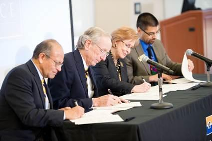 The new articulation agreement between A&M-Commerce and Eastfield College will formally establish an arrangement in which students studying Criminal Justice, Psychology or Interdisciplinary Studies will not lose semester credit hours when transferring.